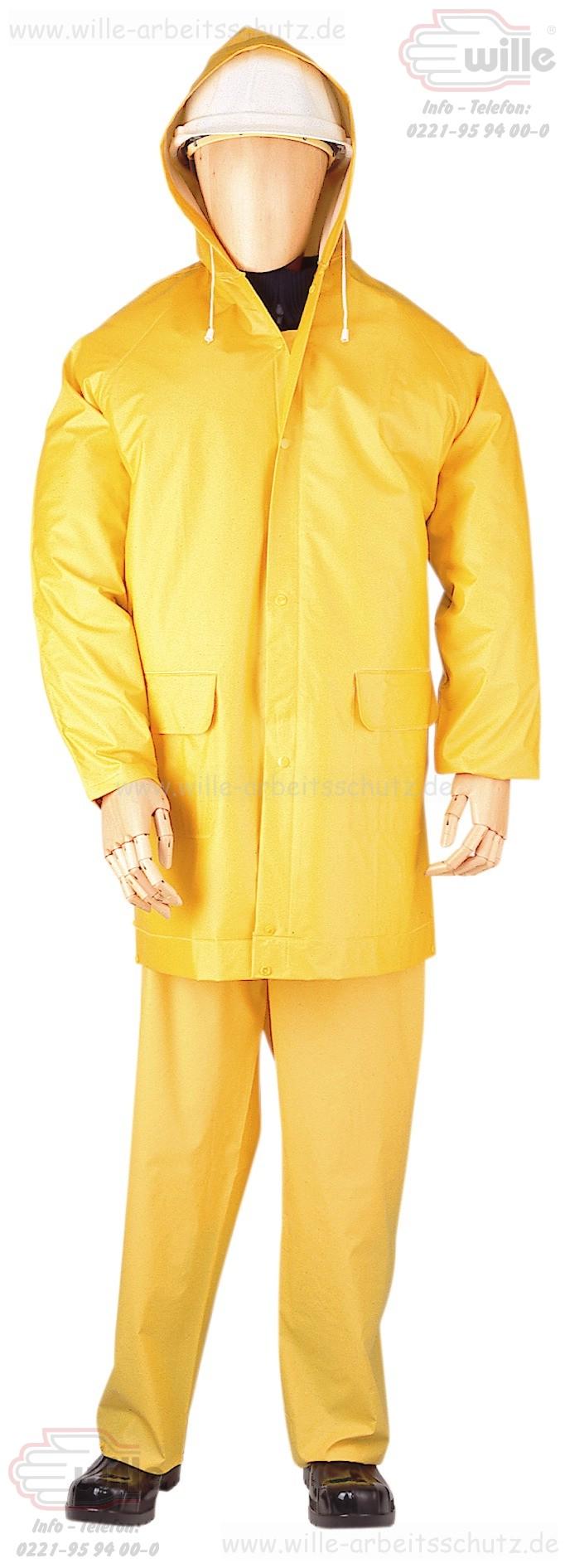 regenkleidung aus pvc